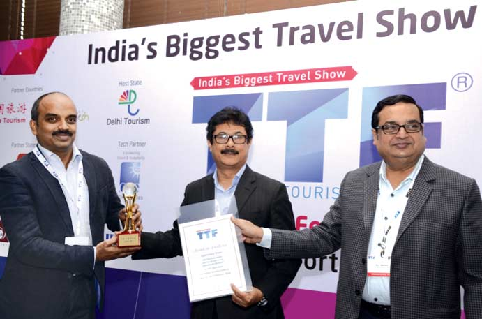 WebCRS Travel - winner of travel and tourism technology software